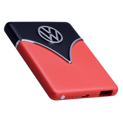 VW 3000 mAh USB Fast Charge Mobile Power Bank Officially Licensed By Volkswagen