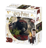 Harry Potter The Hogwarts Express Super 3D Effect 500 pc Puzzle