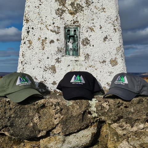 Trig 5 Panel Cap by Another Day Another Walk