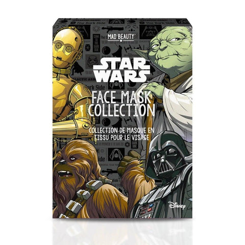 Star Wars Sheet Face Mask Collection By Mad Beauty Cruelty Free