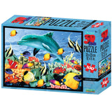 Something Fishy 100pc Super 3D Effect Puzzle