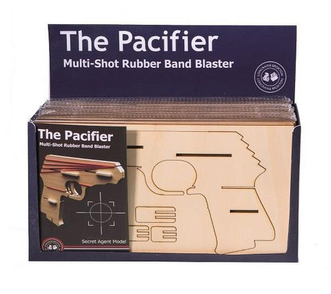The Pacifier Multi Shot Rubber Band Shooter