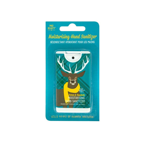Moisturising Antibacterial Scottish Hand Sanitizer Novelty Spray