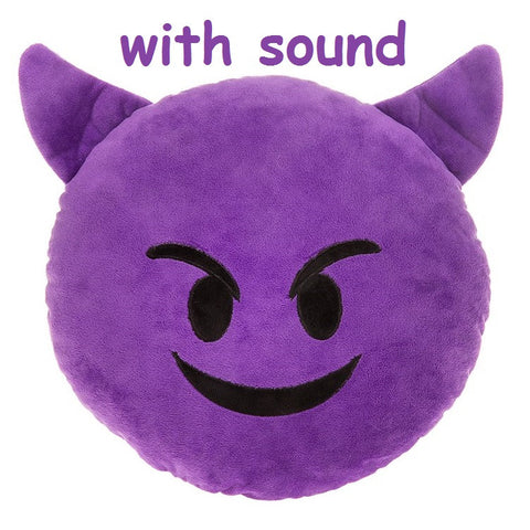 Emoji Noisy Cushion