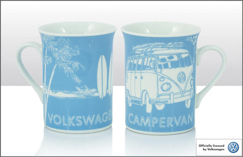 VW Campervan Lippy Mugs Officially Licensed By Volksagen