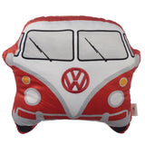 VW T1 Camper Shaped Plush Cushion Official Volkswagen
