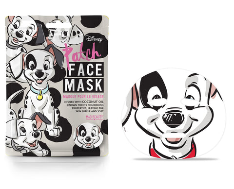 Disney Patch Sheet Face Mask By Mad Beauty