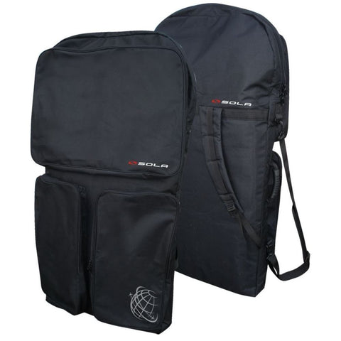 Sola Expedition Bodyboard Bag Black