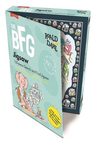 Roald Dahl Search and Find Jigsaw - The BFG