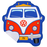 VW Camper Bus Shaped Microfibre Towel