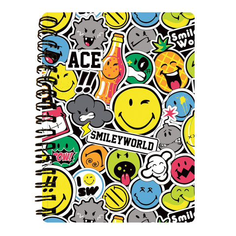 Stickers Design 3D Effect Notebook