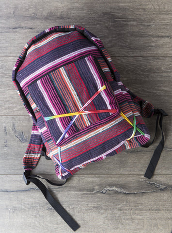 Gringo Fair Trade Gheri Rucksack