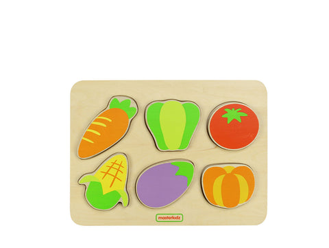 Masterkidz Chunky Vegetables Puzzle
