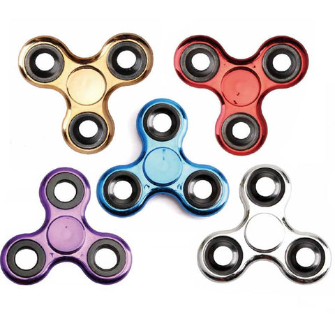 Krazy Spinner Chrome Edition - Fidget Spinner