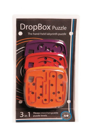 3 In 1 Drop Box Puzzle Loncraine Broxton