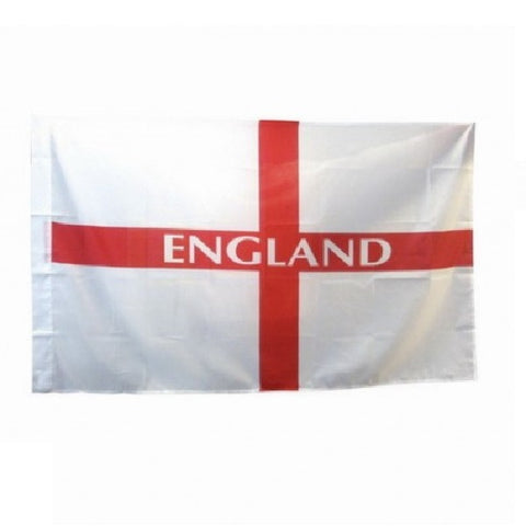 St George Cross Polyester England Flag. Jumbo Size 9ft x 6ft