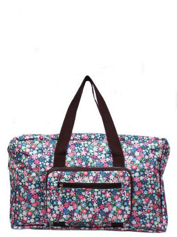Fold Away Floral Holdall - Radford Accessories
