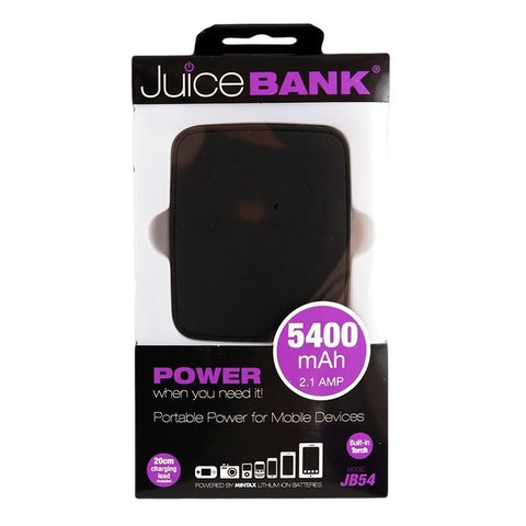 Portable USB Juice Power Bank