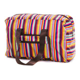 Ladies Foldable Holdall - The Very Lovely Bag Co