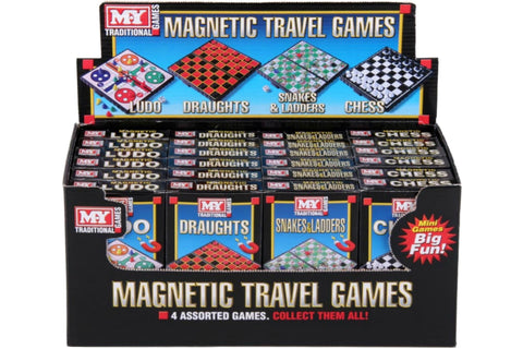 Pocket Size Magnetic Travel Board Games