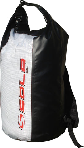 Sola Wet Bag / Dry Bag, Water Proof with Back Pack Straps 50 or 100 Litre