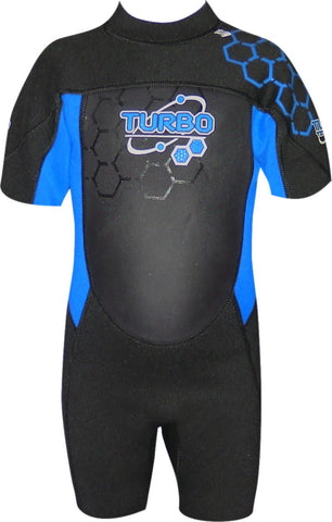 TWF Turbo Shortie Wetsuit for up to 2 years
