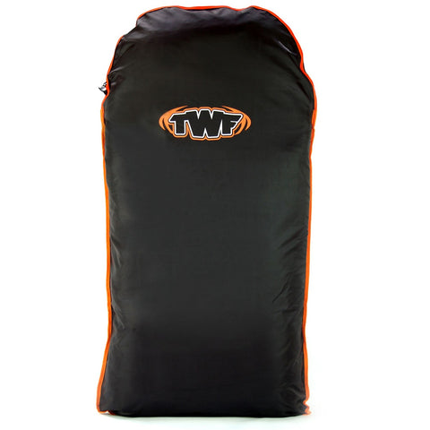 TWF Bodyboard bag holds two boards