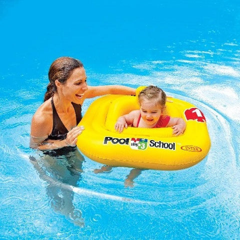 Intex Deluxe Baby Float Pool Seat  Ages 1-2 years #56587