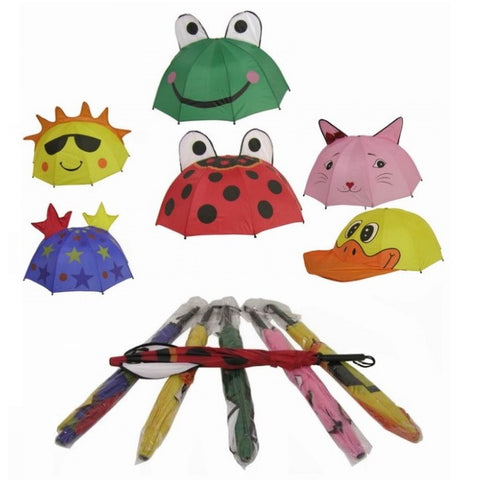 3D  Kids Umbrella