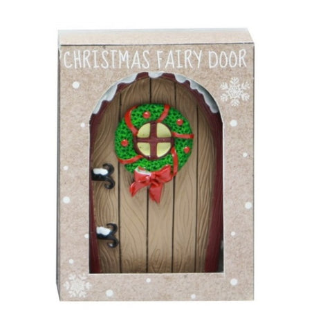 Magical Elf Door Christmas Decoration