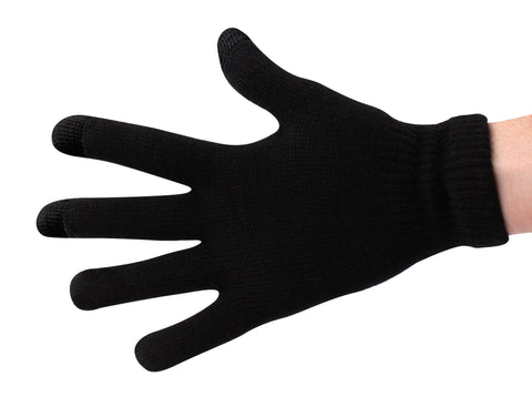Gone Outdoors Winter Essentials Touch Screen knitted Gloves