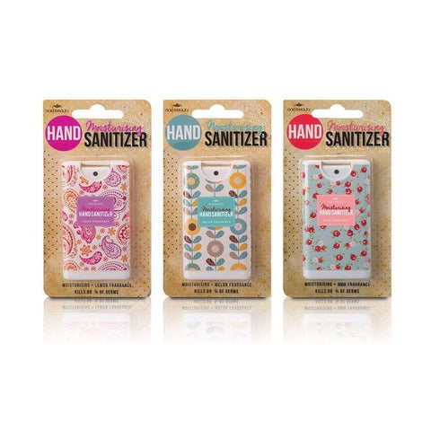 Moisturising Antibacterial Mad Hand Sanitizer Novelty Spray