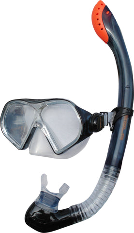 Sola Sports Adult Mask and Snorkel Set