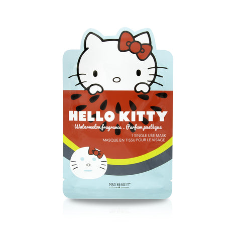 Hello Kitty Sheet Face Mask Cruelty Free