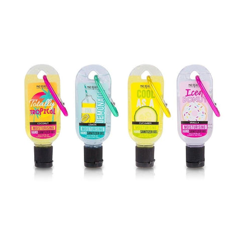 Moisturising Cool Collection Antibacterial Hand Sanitizer Gel
