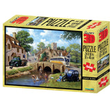 Kevin Walsh Down By The River 500pc Super 3D Effect Puzzle