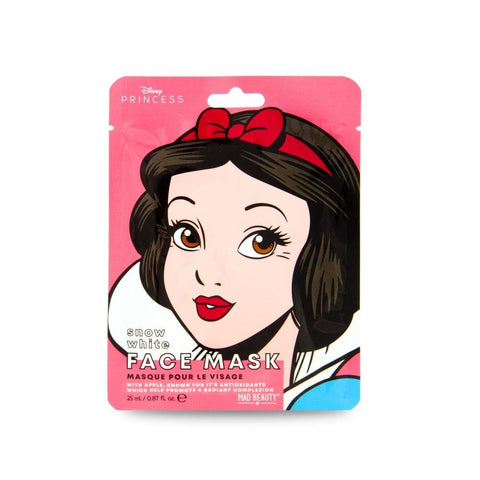 Disney Princess Snow White Sheet Face Mask By Mad Beauty Cruelty Free
