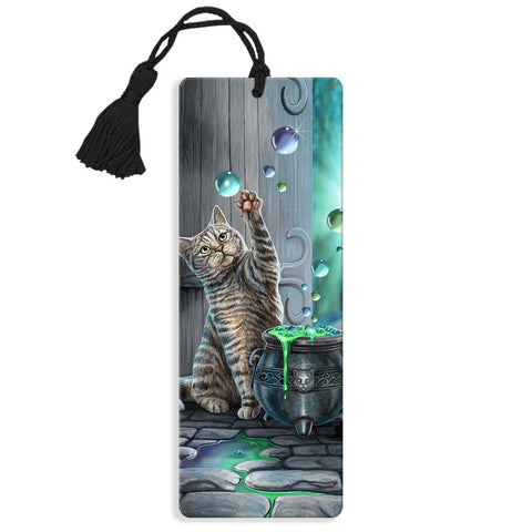 Hubble Bubble Super 3D Effect Lisa Parker Bookmark