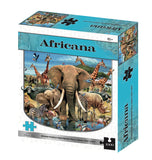 Africana 2D 1000 Piece Howard Robinson Puzzle