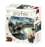 Harry Potter Norbet The Dragon Super 3D Effect 500 pc Puzzle
