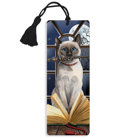 Hocus Pocus Super 3D Effect Lisa Parker Bookmark