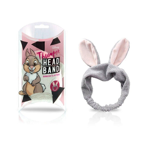 Thumper Soft Towel Head Band By Mad Beauty