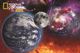 National Geographic Kids Space Earth & Moon 150pc Super 3D Effect Puzzle