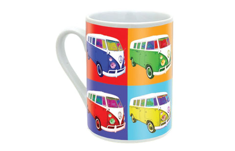 Pop Art Fun Van Lippy Mug