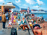 Kevin Walsh Beside The Seaside 500pc Super 3D Effect Puzzle