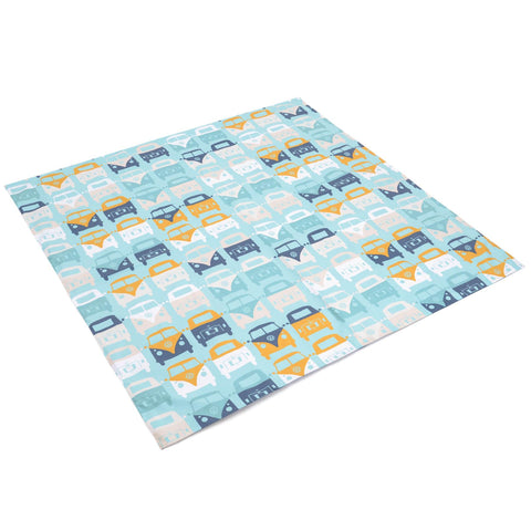 VW Multi Purpose Beach Mat Picnic Blanket