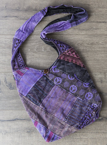 Gringo Fair Trade Shoulder Bag