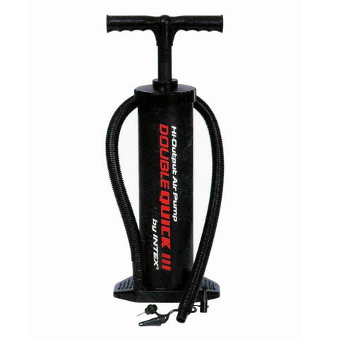 "Intex 19"" Double Quick III Hand Pump"