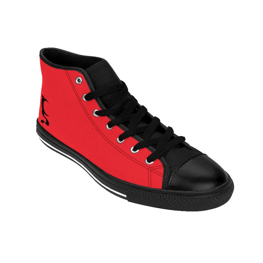 UN TOUCHABLE Men's High-top Sneakers