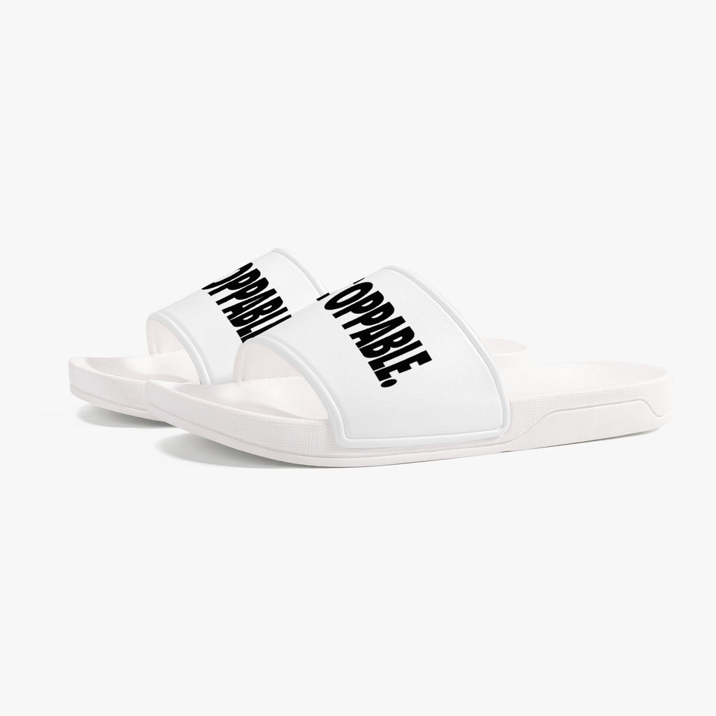 UN STOPPABLE Casual Sandals - White